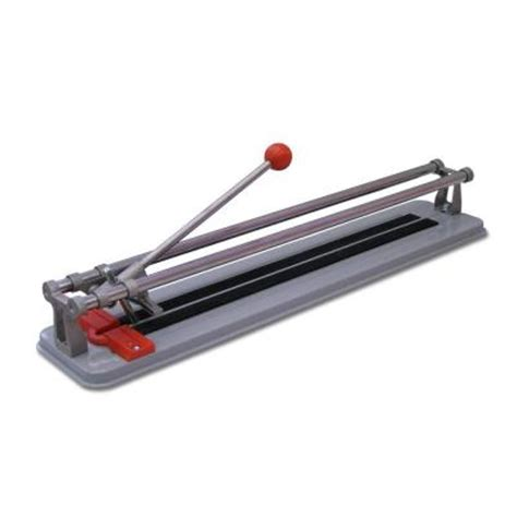home depot glass tile cutters rubi practic 21 in tile cutter 24946 the home depot