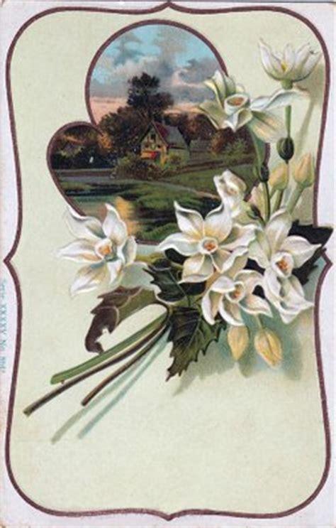 vintage clip art charming cottage  graphics fairy