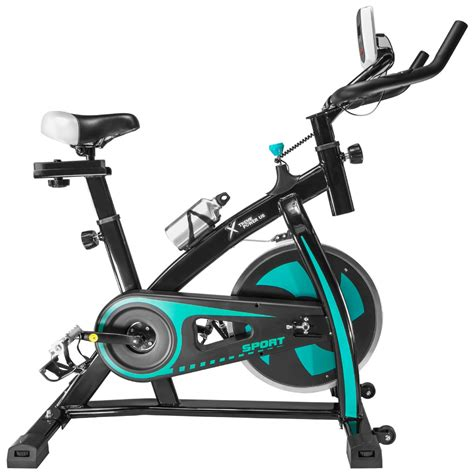 XtremepowerUS Stationary Exercise Bicycle Bike Cycling ...