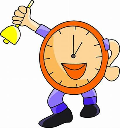 Clipart Clock Clip Break Take Cliparts Taking