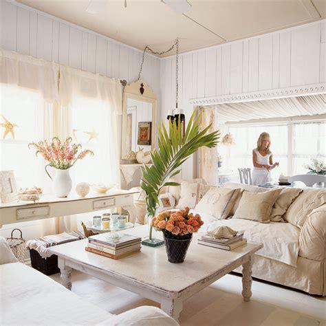 cottage livingrooms 100 comfy cottage rooms coastal living