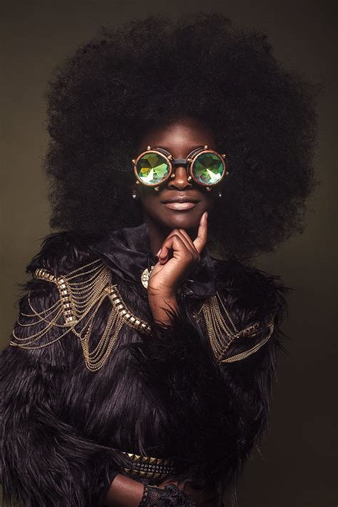 afroart fantastic portraits  african american kids