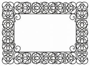 Cadre à Décorer : cadre colorier ~ Zukunftsfamilie.com Idées de Décoration