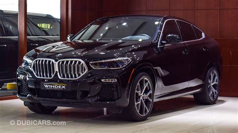 The bmw x6 is available in 2998 cc engine with 1 fuel type options: BMW X6 XDrive 40i for sale: AED 320,000. Black, 2020
