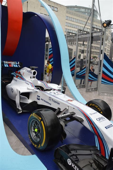 martini terrazza la williams martini racing terrazza d 233 barque 224 bruxelles