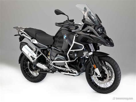 Bmw's 2017 Model Updates Include New R1200gs Adventure