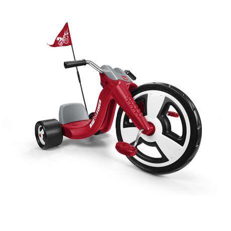 radio flyer big flyer sport tricycle walmart canada