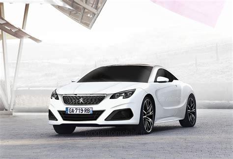 Peugeot Rcz Specs by 2016 Peugeot Rcz Pictures Information And Specs Auto