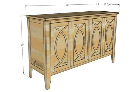 how to make a buffet cabinet how to build a buffet cabinet mf cabinets