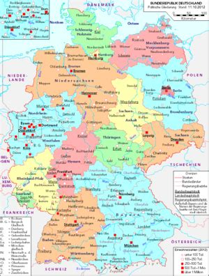 list  cities  towns  germany wikipedia