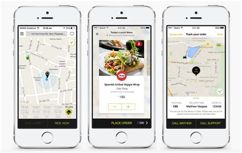 Ola, Uber's Big Rival In India, Introduces Food Ordering