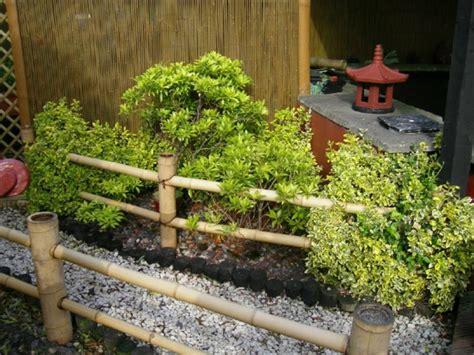 Deko Japanische Gärten by Bambus Deko