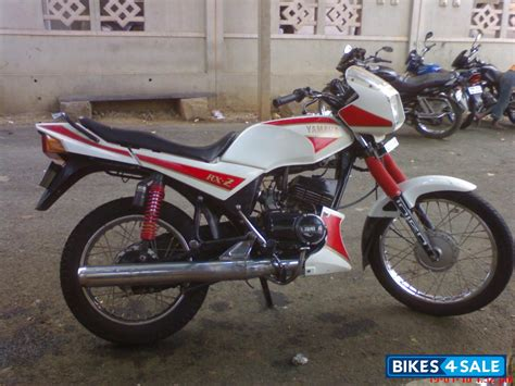 second yamaha rxz in bangalore condition stock
