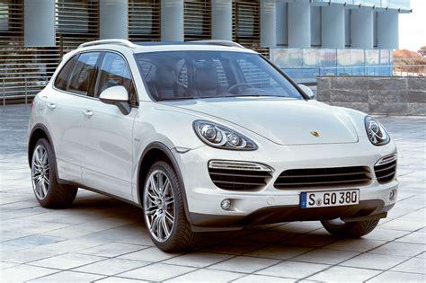 Used 2014 Porsche Cayenne Hybrid Pricing