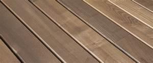 Lame Terrasse Bois Exotique : lames de terrasse le bois exotique est le meilleur choix ~ Dailycaller-alerts.com Idées de Décoration