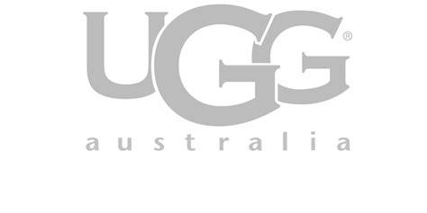 ugg logo with kangaroo