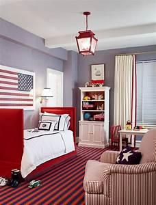 Gardinen Rot Grau : coole gardinen im kinderzimmer bieten sonnenschutz und charme ~ Markanthonyermac.com Haus und Dekorationen