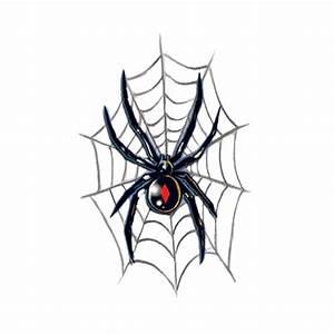 30+ Black Widow Tattoo Designs And Ideas - Golfian.com