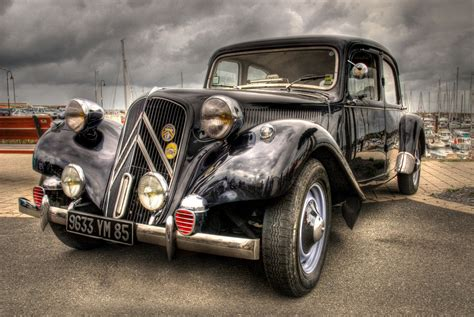 Classic Car Wallpaper Setting by Car Hdr Creme