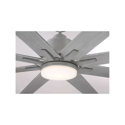 72 inch ceiling fan savoy house bluff grey wood led 72 inch outdoor ceiling