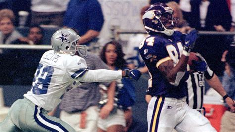 tbt randy moss torches  cowboys thanksgiving day