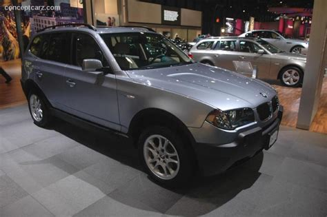 2005 Bmw X3  Information And Photos Zombiedrive