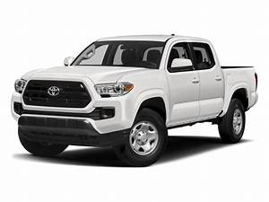 New 2018 Toyota Tacoma Sr Double Cab 5 U0026 39  Bed V6 4x4 At Msrp