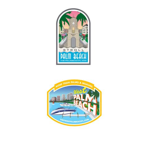 convention and visitors bureau wilesmith advertising design palm county
