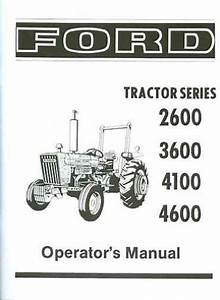 1975 Ford Tractor 2600 Headlight Wiring Diagram