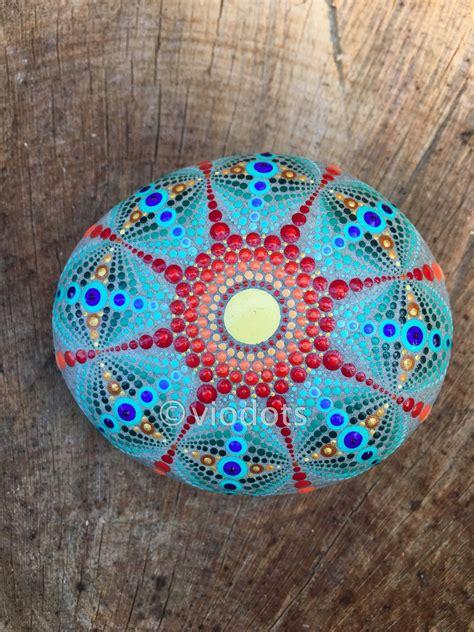 mandala steine bemalen viodots dot steine mandala steine steine bemalen