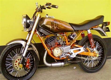 Modif Rx King by 800 Modifikasi Motor Rx King 2013