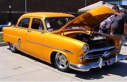 Ford 52 Customline Colts4us Deviantart Classic Slammed