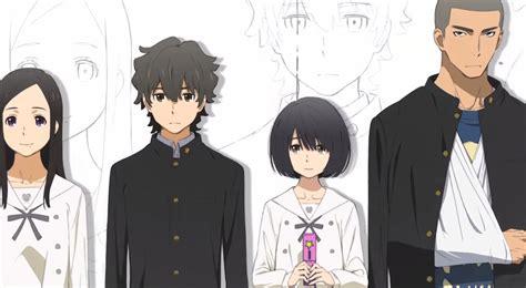 tim anohana tayangkan trailer lengkap anime layar lebar
