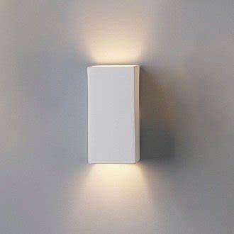 4 5 inch ceramic block wall sconce indoor lighting fixture