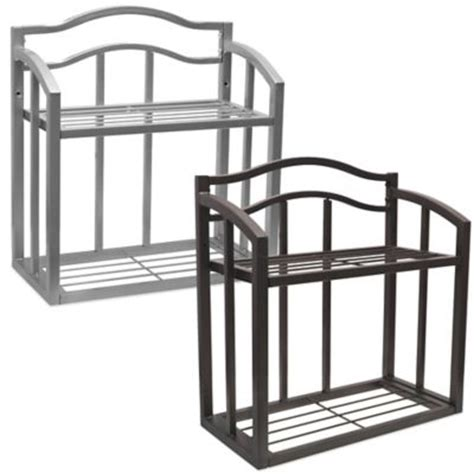 Bed Bath And Beyond Bathroom Shelving Unit by Buy Better Sleep 3 Shelf Tower In Oil Rubbed Bronze From