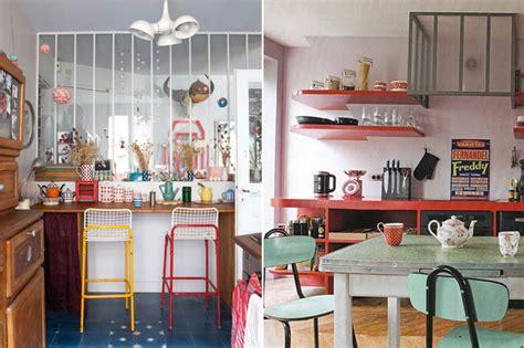 cuisine retro emejing cuisine industriel vintage images lalawgroup us