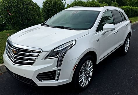 cadillac offers    xt midsize cuv