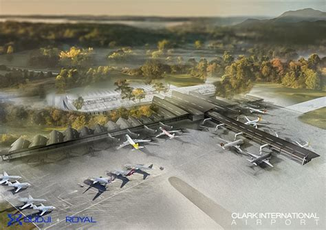 clark international airport reveals design  budji