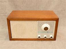 KLH Model TwentyOne 21 FM Radio 1965