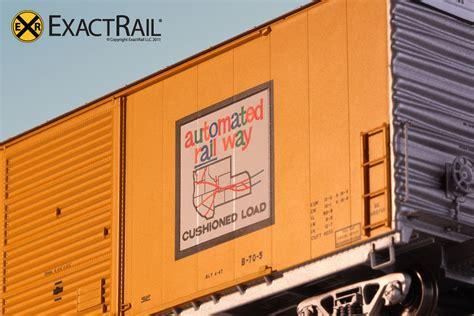 farad box auto ho scale pc f 6033 cu ft hy cube box car up