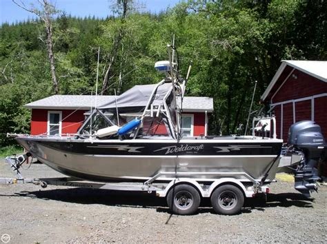 Used Aluminum Fishing Boats In Oregon by 2012 Used Weldcraft 202 Rebel Aluminum Fishing Boat For