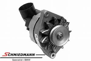 Bmw E30 - Alternator Single Parts - Schmiedmann