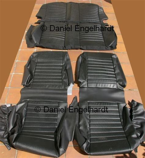 kit of seat covers ami 8 saloon skai imitation leather