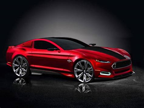 Ford Mustang Concept by 2017 Ford Mustang Concept Rumors And Render Images