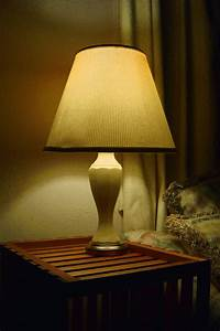 Living, Room, Lamp, Picture