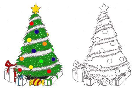 christmas tree by buffalodude44 on deviantart