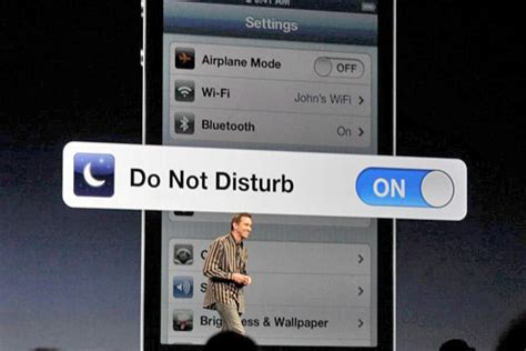what does do not disturb do on iphone blogography 215 2012 215 june