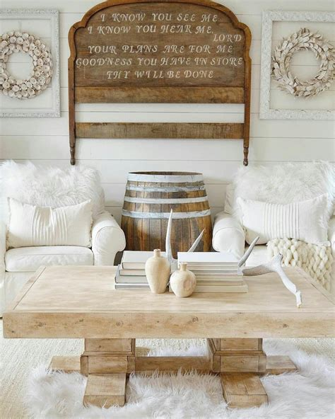 Storage ideas for your entire home. Farmhouse Coffee Table, Reclaimed Wood Coffee Table ...