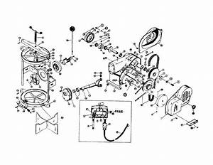 Diagram Of Parts For No  5033