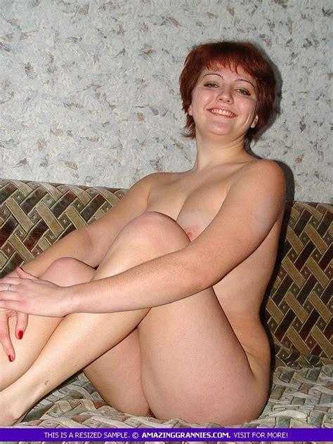 Redhead Milf Mature Russian